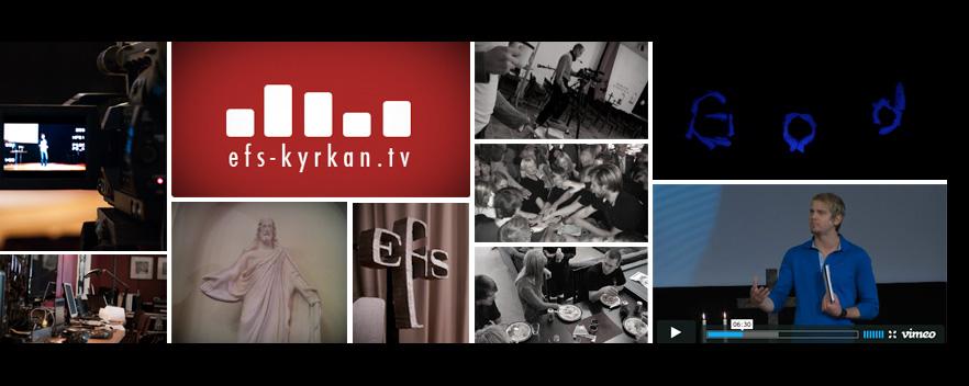 Efs-kyrkan.tv ger möjlighet att följa konferensen på distans