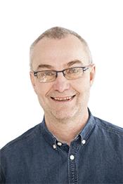 Allan Svensson hälsar oss välkomna